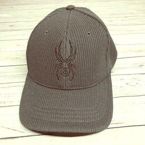 Never worn SPYDER Men's Knit Baseball Hat